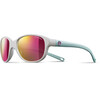 Julbo Kids 4-8Y Romy Spectron 3CF Sunglasses Shiny White/Blue-Multilayer Pink